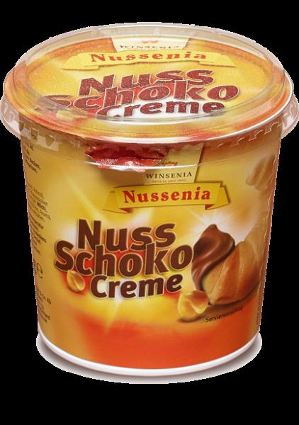 Nussenia Nuss Schoko Creme