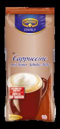 KRÜGER Cappuccino mit feiner Kakaonote 1000g