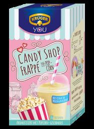KRÜGER Candy Shop Frappé Popcorn 250g