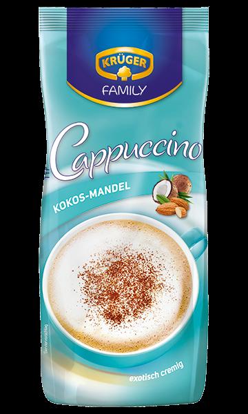 KRÜGER FAMILY Cappuccino Kokos Mandel