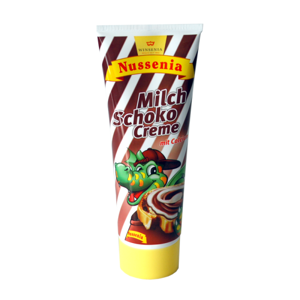 Nussenia Milch Schoko Creme