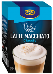 KRÜGER Dolce Vita Latte Macchiato Classic 150g