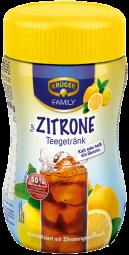 Zitronen-Teegetränk, 50 % kalorienreduziert