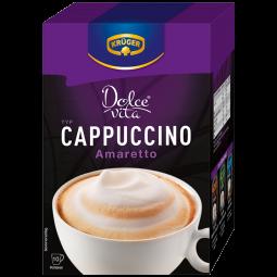 KRÜGER Dolce Vita Typ Cappuccino Amaretto
