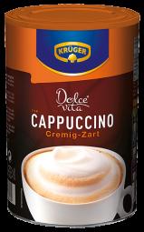 KRÜGER Dolce Vita Cappuccino Cremig-Zart 200g