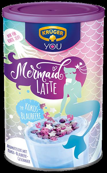 KRÜGER YOU Mermaid Latte