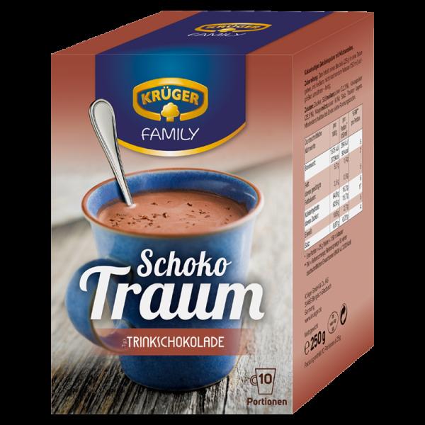 KRÜGER FAMILY Schoko Traum