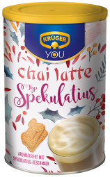 KRÜGER chai latte Spekulatius