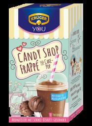 KRÜGER Candy Shop Frappé Cakepop 250g