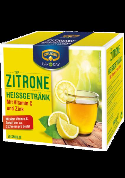 Day by Day Heißgetränk Typ Zitrone