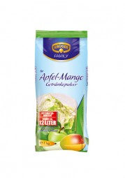 KRÜGER Fruchtgetränkepulver Apfel-Mango 1000g
