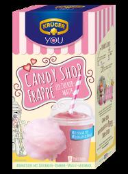 KRÜGER Candy Shop Frappé Zuckerwatte 250g
