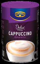 KRÜGER Dolce Vita Cappuccino Amaretto 200g