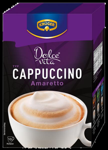 KRÜGER FAMILY Dolce Vita Cappuccino Amaretto