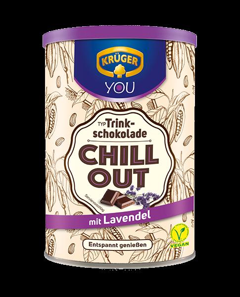 KRÜGER YOU Chill Out Trinkschokolade Lavendel
