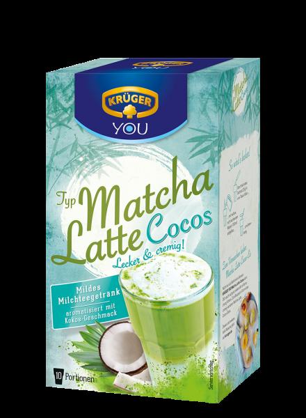 KRÜGER YOU Matcha Latte Kokos