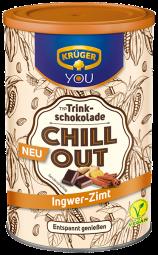 KRÜGER Chill Out Trinkschokolade mit Ingwer & Zimt
