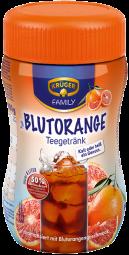 Blutorange-Teegetränk, 50 % kalorienreduziert