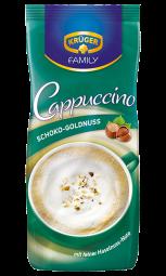 FAMILY Typ Cappuccino Schoko-Goldnuss