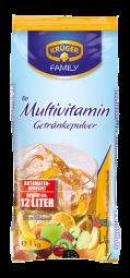 KRÜGER Fruchtgetränkepulver Multivitamin 1000g