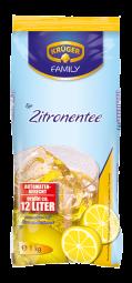 KRÜGER Instanttee Zitronentee 1000g