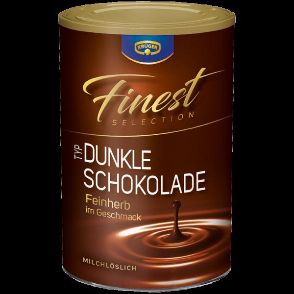 KRÜGER Finest Selection Dunkle Schokolade