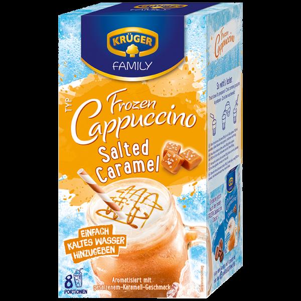 KRÜGER FAMILY Frozen Cappuccino Salted-Caramel