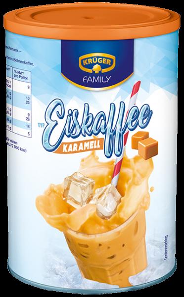 KRÜGER Eiskaffee Karamell 275g