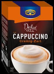 KRÜGER Dolce Vita Cappuccino Cremig-Zart 150g