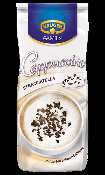 KRÜGER FAMILY Cappuccino Stracciatella