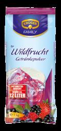 KRÜGER Fruchtgetränkepulver Wildfrucht 1000g