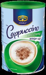 KRÜGER Family Cappuccino Fein & Cremig weniger süß 350G