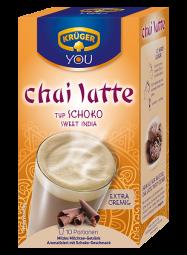 KRÜGER Typ Chai Latte Sweet India, Schoko