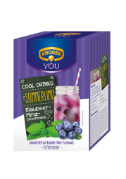 KRÜGER Cool Drinks Blaubeer-Minz